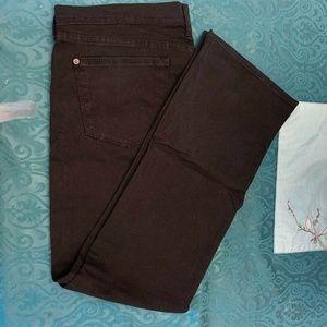 Old Navy Flirt Bootcut Blackjack Size 16 Jeans